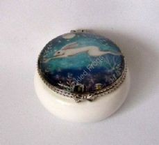 Moonlight trinket box.